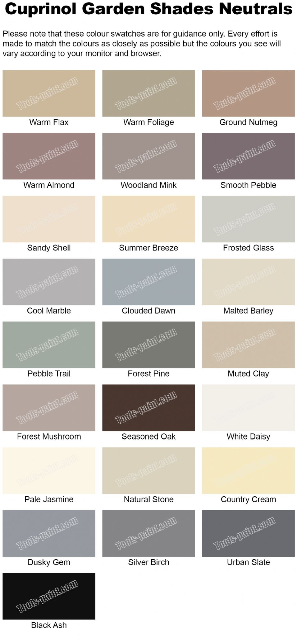 Fence Paint Colours Cuprinol Muted Clay